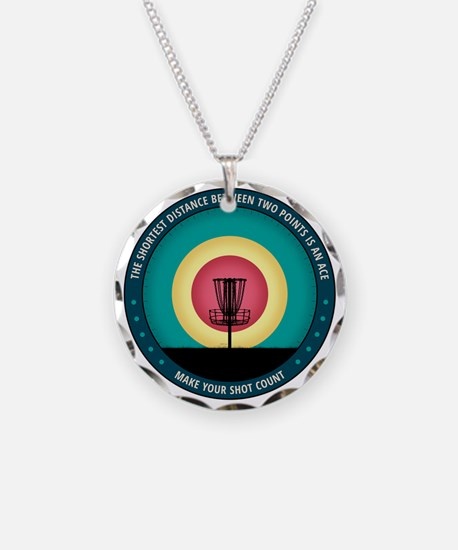 Make Your Shot Count Necklace