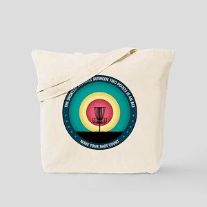 Make Your Shot Count Tote Bag