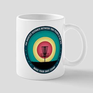 Make Your Shot Count Mugs