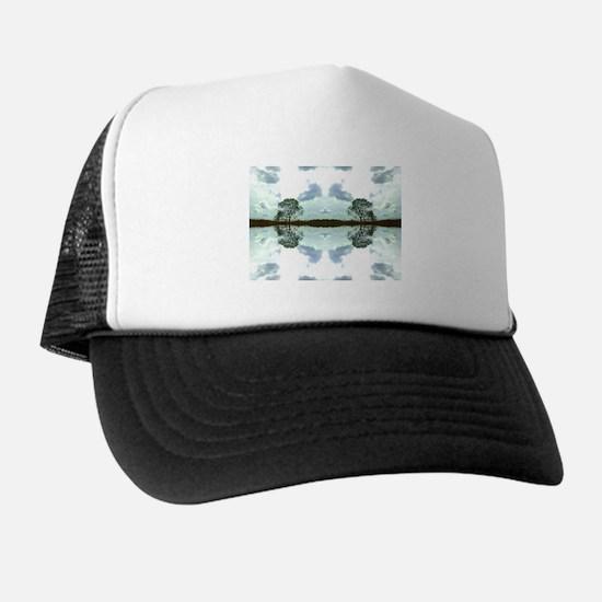 Sky to Earth Trucker Hat