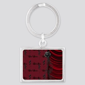 Gothic Elegance Keychains