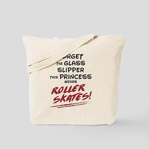 Roller Princess Tote Bag