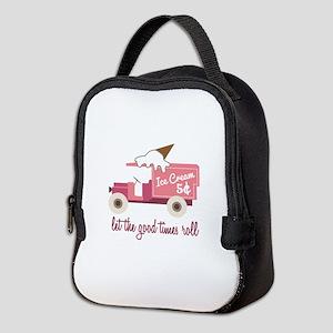 Good Times Neoprene Lunch Bag