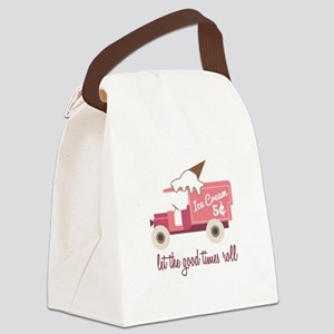 Good Times Canvas Lunch Bag