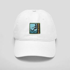 Waterskiing Logo Cap