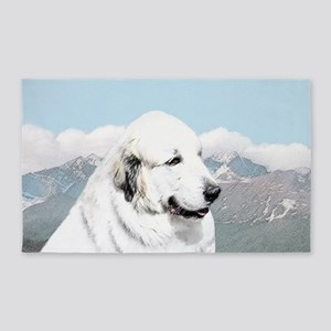 Great Pyrenees Area Rug