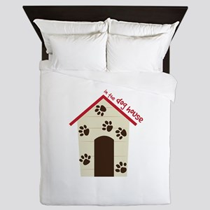 In The Dog House Queen Duvet