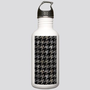 HOUNDSTOOTH1 BLACK MAR Stainless Water Bottle 1.0L
