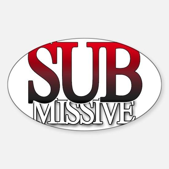 SUB-missive Decal
