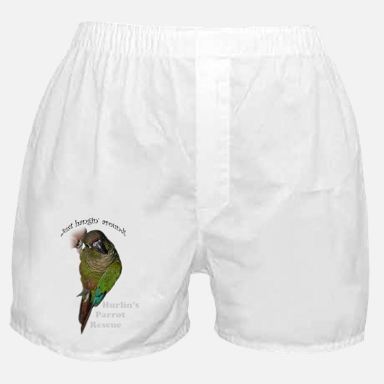 Cute Rescue Boxer Shorts