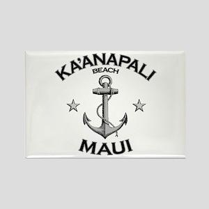 Kaanapali Beach Maui Copy Magnets