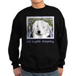 Old English Sheepdog Sweatshirt (dark)