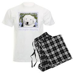 Old English Sheepdog Pajamas