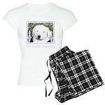 Old English Sheepdog Women's Light Pajamas