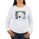 Old English Sheepdog Women's Long Sleeve T-Shirt