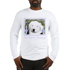 Old English Sheepdog Long Sleeve T-Shirt
