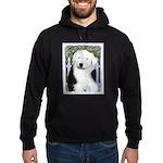Old English Sheepdog Hoodie (dark)