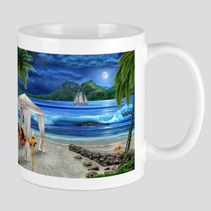 TROPICAL PARADISE Mugs