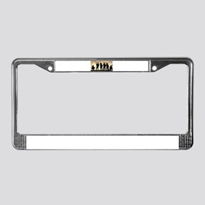 shortshadow License Plate Frame