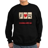 Mahjong Sweatshirt (dark)