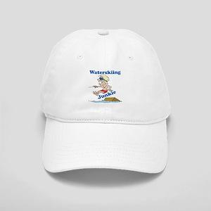 Waterskiing Junkie Cap