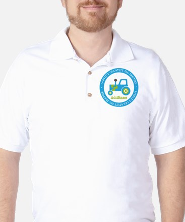 Big Brother Construction Golf Shirt