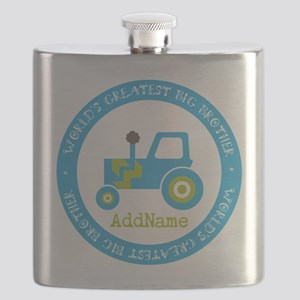 Big Brother Construction Flask