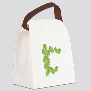 Brussel Sprouts Canvas Lunch Bag