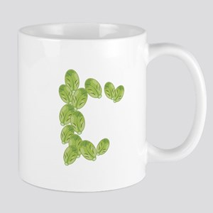 Brussel Sprouts Mugs