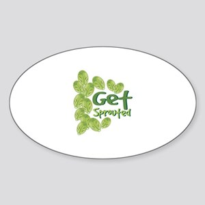 Get Sprouted Sticker