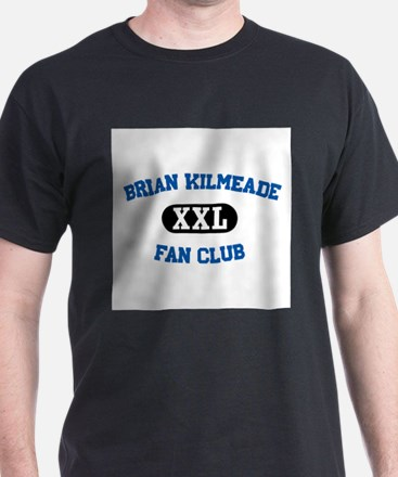 Brian Kilmeade Fan Club Ash Grey T-Shirt