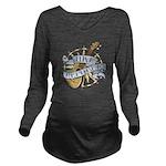 Uke Republic Long Sleeve Maternity T-Shirt