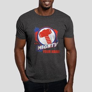 Avengers Assemble Mighty Thor Persona Dark T-Shirt