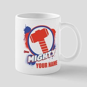 Avengers Assemble Mighty Thor Personali Mug