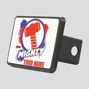 Avengers Assemble Mighty T Rectangular Hitch Cover