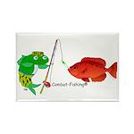 Combat-Fishing(r) Fish Vs Fish Magnets