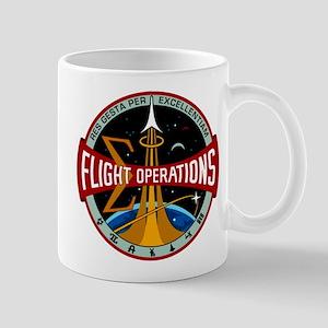 Flight Operations Logo Mug