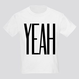 YEAH! Attitude Fun Design T-Shirt