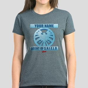 0195c272d1e Avengers Assemble Agent of SH Women s Dark T-Shirt