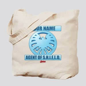 Avengers Assemble Agent of SHIELD Persona Tote Bag