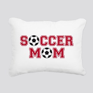Soccer mom Rectangular Canvas Pillow