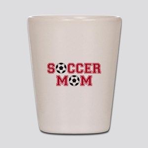 Soccer mom Shot Glass