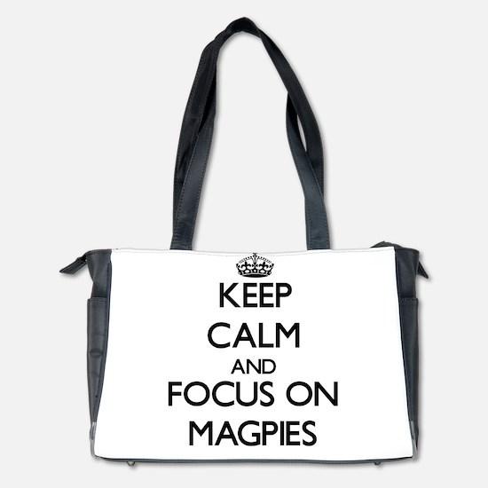 7a27f5a6387f Unique Magpie Diaper Bag