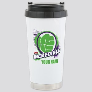 Avengers Assemble Incre Stainless Steel Travel Mug
