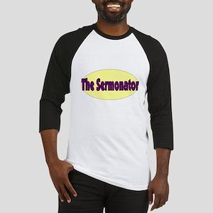 Sermonator Baseball Jersey