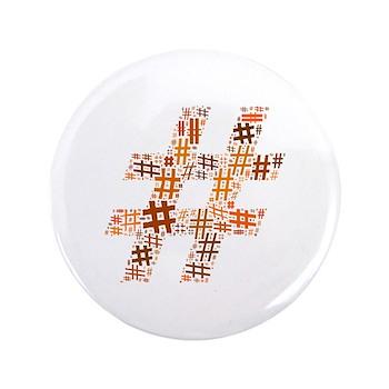 Orange Hashtag Cloud 3.5