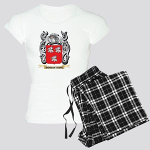 Robertson Coat of Arms - Family Crest Pajamas