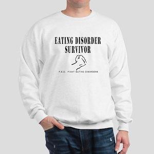 Eating Disorder Survivor Sweatshirt