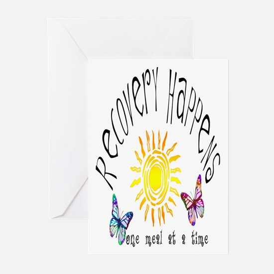 Recovery Happens Greeting Cards (Pk of 10)