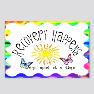 Recovery Happens Postcards (Package of 8)